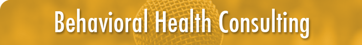 Behavioral Health Consulting