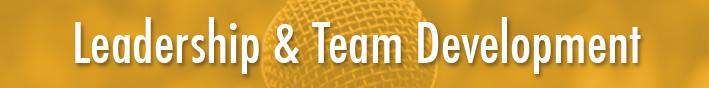 Leadership & Team Development